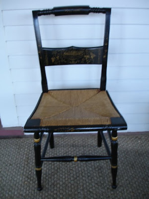 From 1826 To 1840, Lambert Hitchcock Made About 200,000 Chairs In His  Factory In Riverton, CT And In The 1830u0027s He Was Known As Americau0027s  Greatest ...