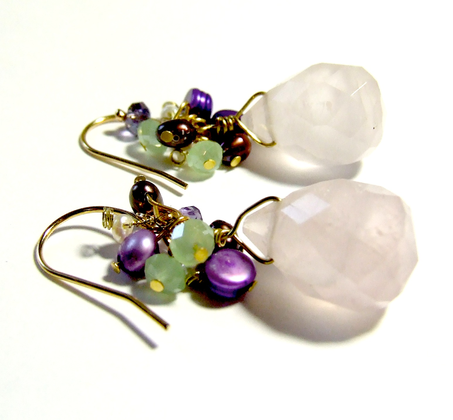 bead up the journey of handmade jewelry earring