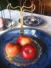 Kuvia ruokailuhuoneestamme - Bilder från vår matrum