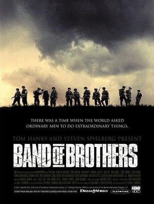 o band of brothers02 Band of Brothers AVI XviD Legendado   1ª Temporada Completa