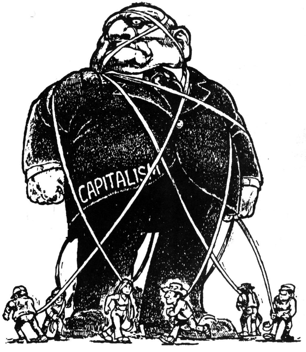 Apakah Kapitalisme Penyebab Utama Kemiskinan?