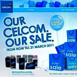 Redeem Celcom Your Token (klik picture)