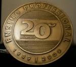 """Medalha """"Ensino Profissional"""""""