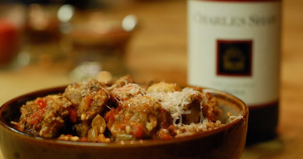 Running to Eat!: Italian Sausage and White Bean Stew