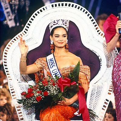 Global Beauties – Most Beautiful Miss Universe » 41st place – Miss ...