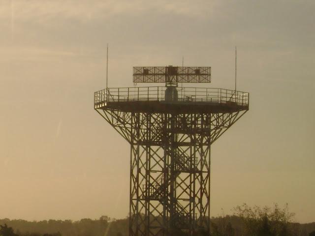 Los radares argentinos