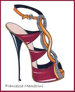 The House of Designer Handbags and Shoes: Shoe Sketches for Spring 2010