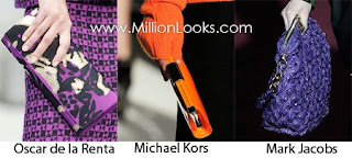 The House of Designer Handbags and Shoes: Fall-Winter 2009/2010 Clutch Trends
