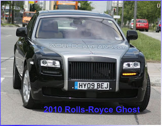 Latest Car Trend: 2010 Rolls-Royce Ghost :  rollsroyce ghost latest car trend rolls royce 2010 cars latest car concept cars world of cars