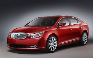 Latest Car Trend: 2010 Buick LaCrosse :  buick lacrosse 2010 latest concept car latest car trend latest car model future car 2010 cars