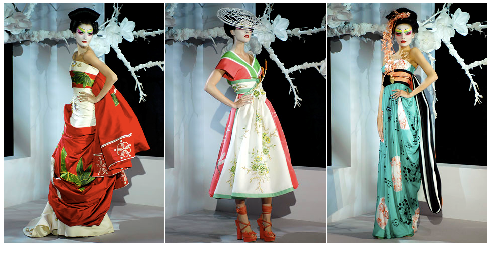 Lush Bella Japonisme Fashion