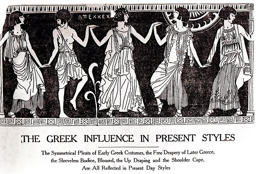 greek influence on the modern day Free essay: by: christine boldt the greek invented the idea, or concept, of theater in the 6th century bc the first known formal theater was built in.