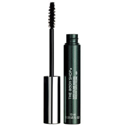 Mascara on Super Volume Mascara Brown From The Body Shop