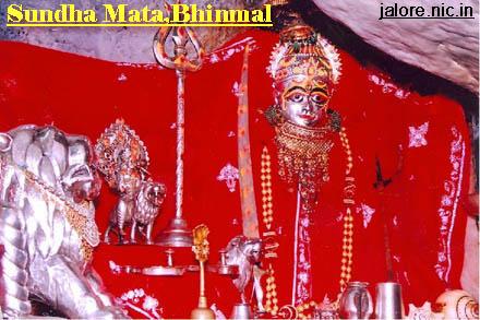 Sundha Mountain Temple Of Goddesseschamunda Devi Barmer