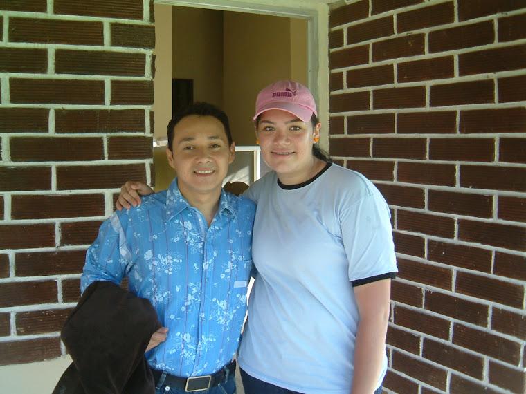 Orlando Acosta y yo