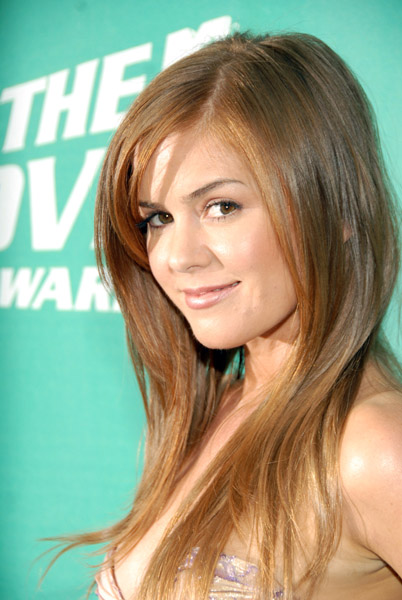 Celebrities hairstyles Isla Fisher