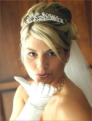 Bridal Hairstyles for Women – Wedding Haircuts 2009