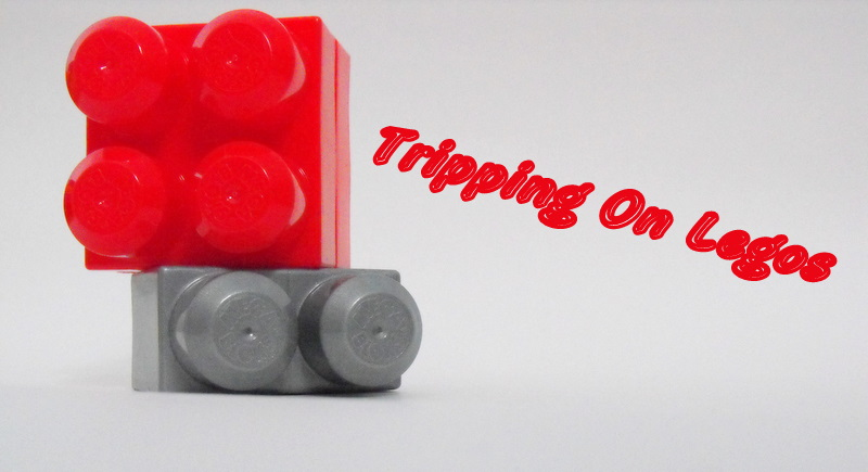 Tripping On Legos