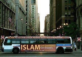 BAS DGN. IKLAN ISLAM DI CHICAGO