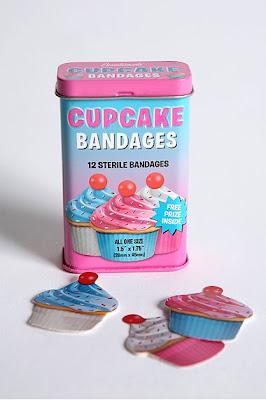 Cupcake Bandages