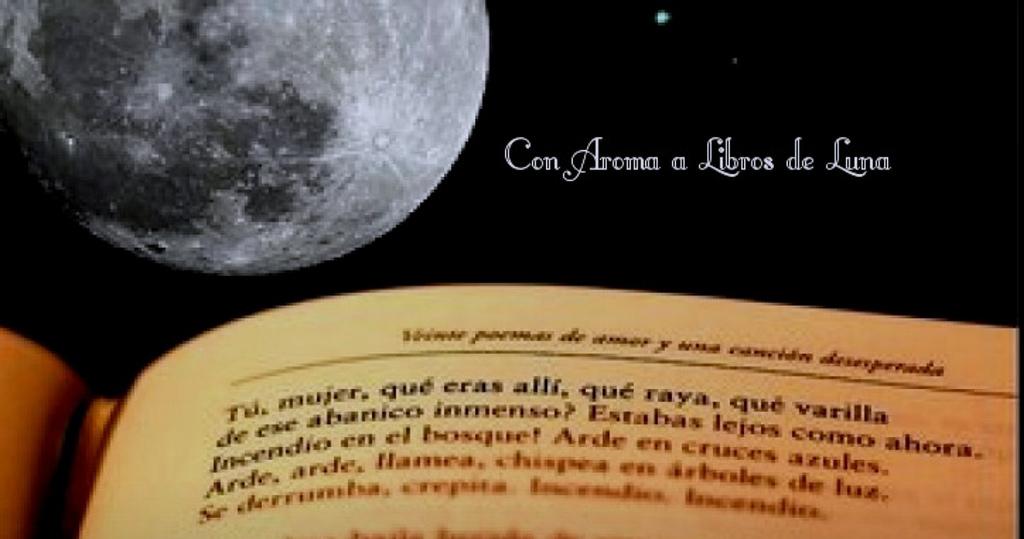 Con aroma a Libros de Luna