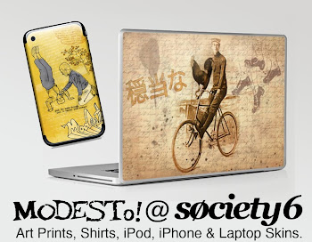 MODESTo! at Society 6