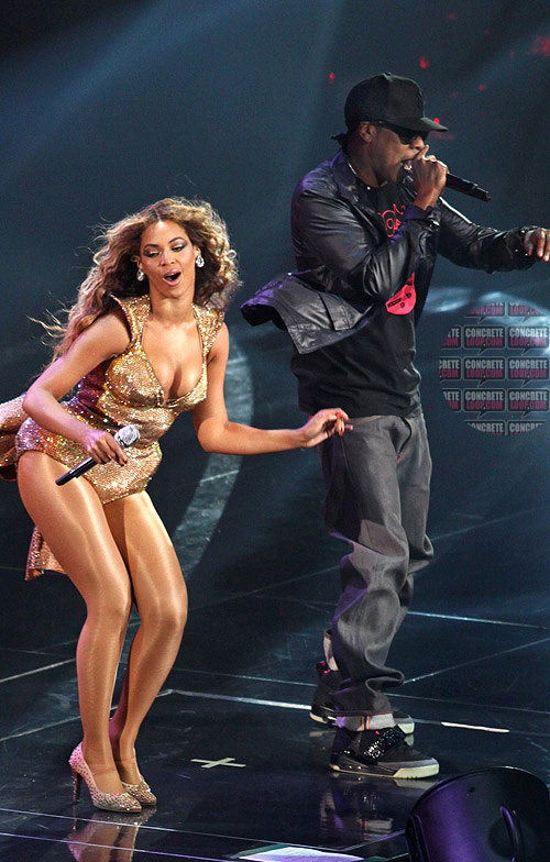 Beyonce spent big bucks in early December for Jay-z's birthday when she