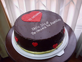 Torta de Chocolate para Él o Ella!