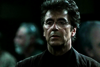 Al Pacino as Lowell Bergman in The Insider