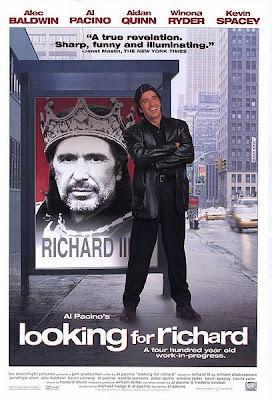 Looking for Richard theaterical poster
