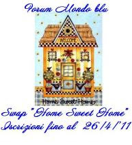 "SWAP: "" Home sweet home"""