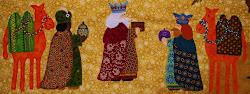 Reyes de Oriente