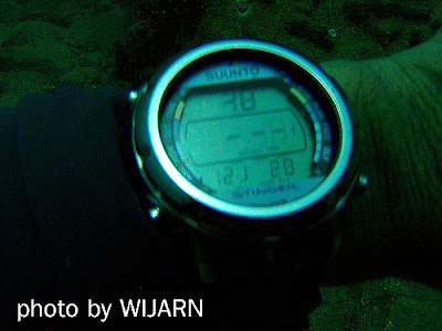 นาฬิกาดำน้ำ
