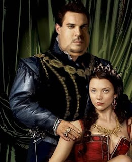 Jonathan Rhys Meyers as the FAT Henry VIII