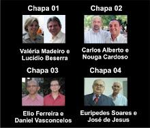 Eleições Uespi.