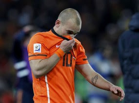 Belanda gagal Raih piala dunia