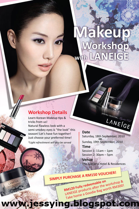 korean eyes makeup. Korean Make Up Workshop at