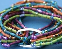 Zulugrass Bracelet 4 Strands