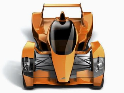 Caparo T1 model made for driving pleasure
