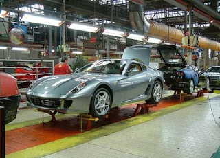 ferrari picture of ferrari nassau have expert workers work with passion