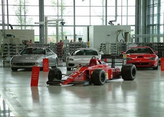 have you ever seen ferrari of orange county with ferrari f1 engine