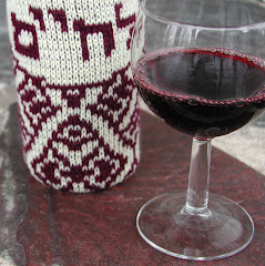 L'Chaim Wine Cozy