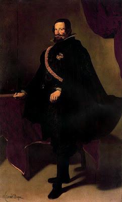 El Conde Duque de Olivares - Vel?zquez