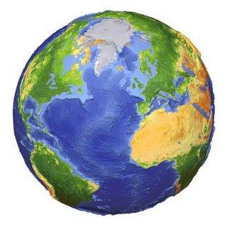 ο πλανήτης Γή