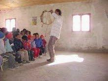 Escuela en La PUNA