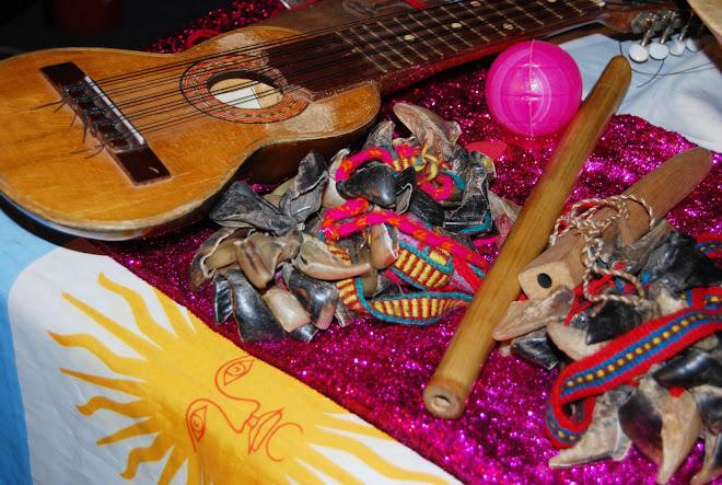 Mesa de Instrumentos en USHUAIA -2008