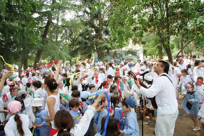 11 de Noviembre de 2008 -  Chocolate Cultura Nación - PEHUAJÓ - BS AS