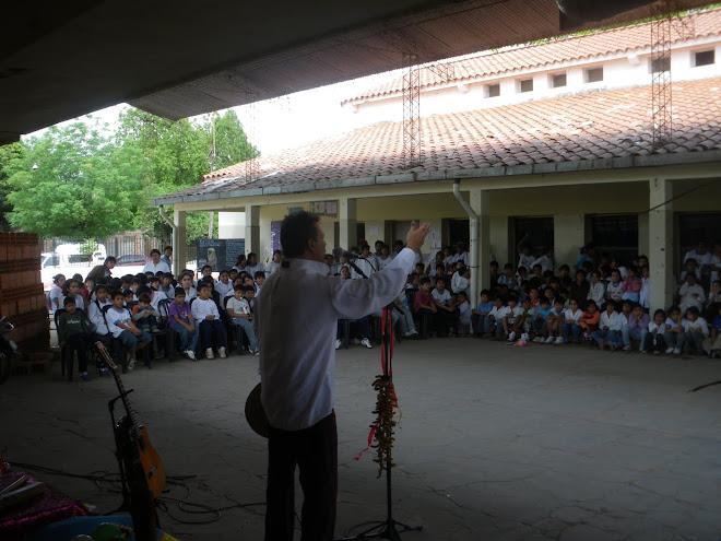 Tartagal-Salta-Escuela de Frontera/Oct 2010