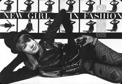 Les tenues étonnantes de Françoise Hardy Wapa