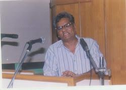 मेरे मास्टर श्री चरणदास सिंधू । जिन्होने जीवन का अर्थ समझाया।